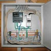 Монтаж, установка, замена, ремонт электрического щитка в Нижнем Тагиле. Ремонт электрощита Нижний Тагил. Индивидуальный квартирный электрощит в Нижнем Тагиле